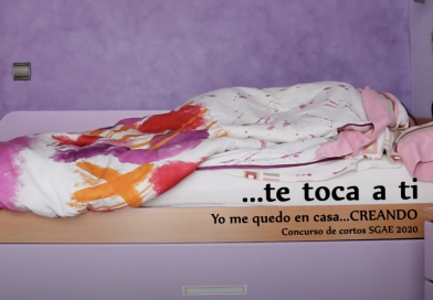 'Te Toca a Ti' Primer Premio #YoMeQuedoEnCasaCreando. Fundación SGAE